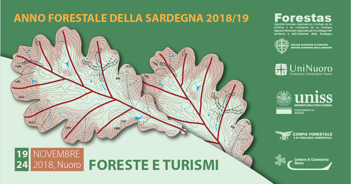 Copertina Anno Forestale